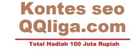 Kontes SEO QQliga.com Berhadiah 100 Juta Rupiah, Apakah Jhosseo.net Bisa Menang ?