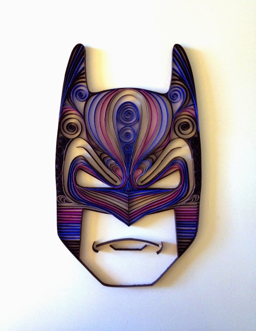 01-Batman-Alia-AliaDesign-Sci-Fi-and-Superhero-Paper-Quilling-www-designstack-co