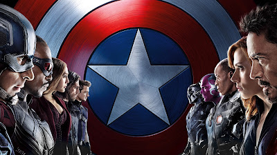 Papel de Parede do Filme Capitão América Guerra Civil