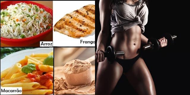 O que você deve comer antes e depois dos seus treinos