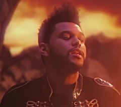 The Weeknd lança clipe de I Feel It Coming