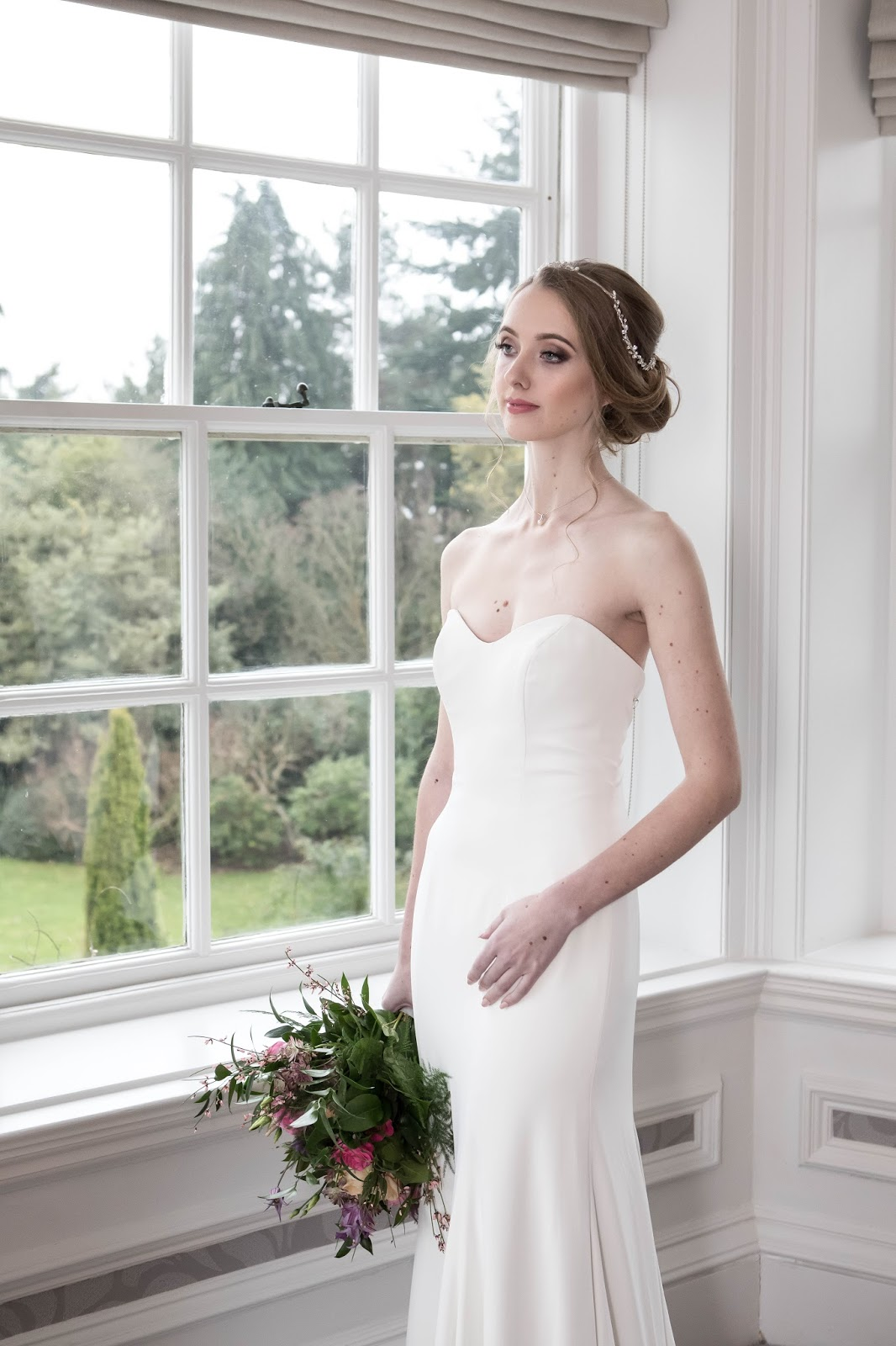Willowby Caspia Gown Bridal Photoshoot