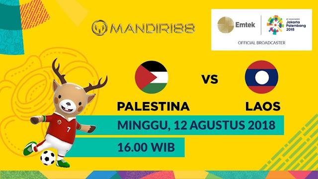Prediksi Palestina U-23 Vs Laos U-23, Minggu 12 Agustus 2018 Pukul 16.00 WIB