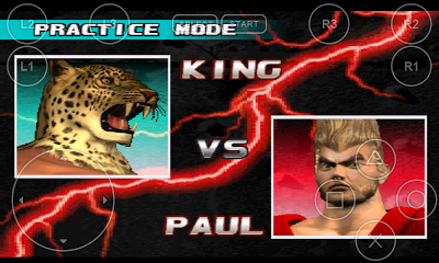 Tekken 3 v 1.1 Apk for Android Terbaru