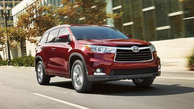 2017 toyota highlander se reviews autocar regeneration. Black Bedroom Furniture Sets. Home Design Ideas