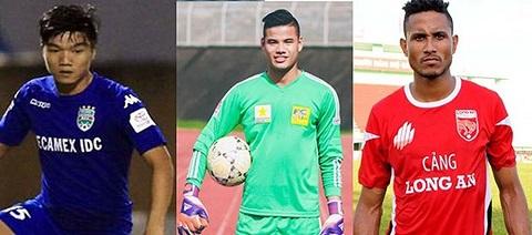 Ba tân binh Quảng Nam chiêu mộ cho V League 2018