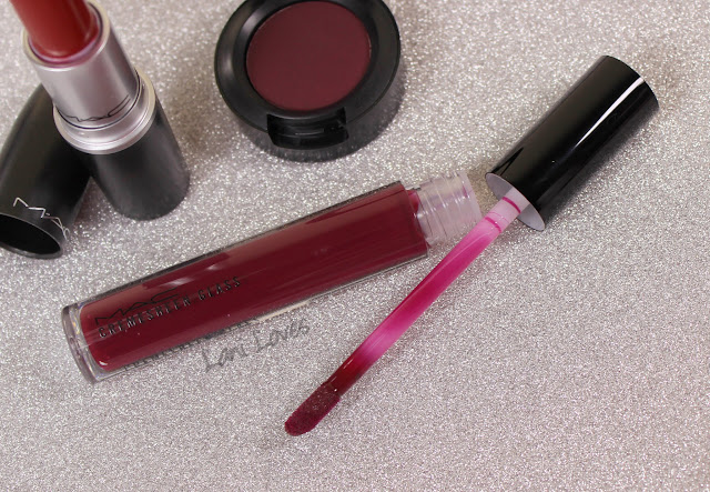 MAC Perfect Frame Cremesheen Glass Swatches & Review