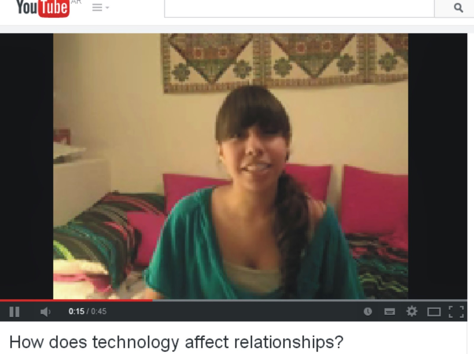 How does online dating affect relationships