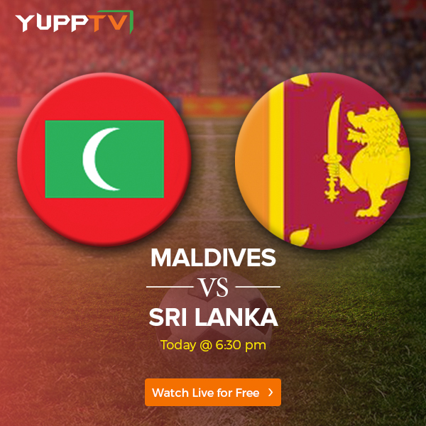 Maldives vs sri lanka 2018 live