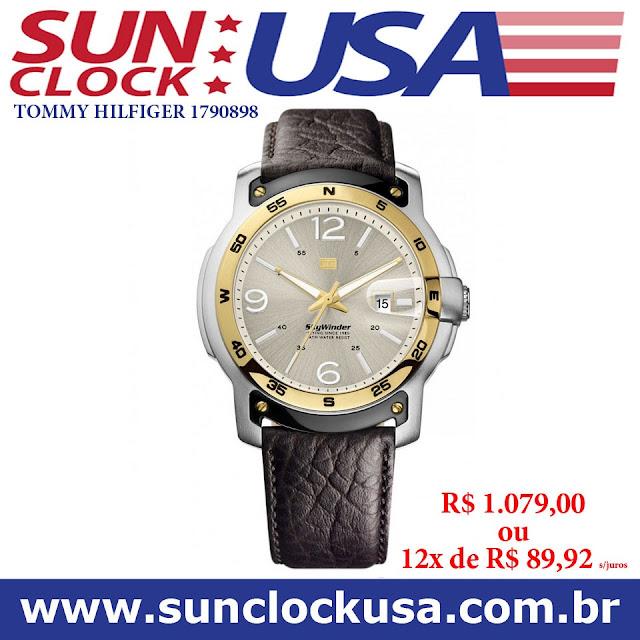 c98dadf3cbd Relógios Importados  Relógio Tommy Hilfiger 1790898