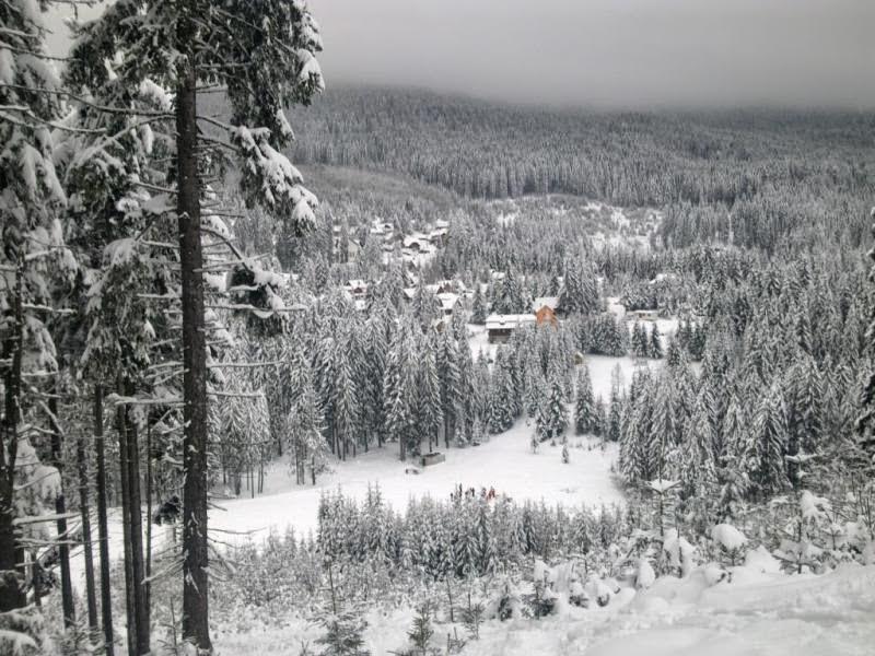 Erdély, havazás, időjárás, Románia, Székelyföld, tavasz, húsvéti-időjárás, Hargitafürdő,