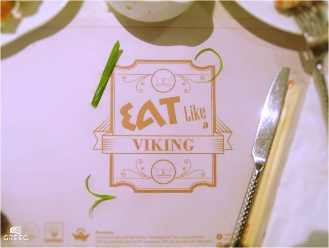 Eat like a viking
