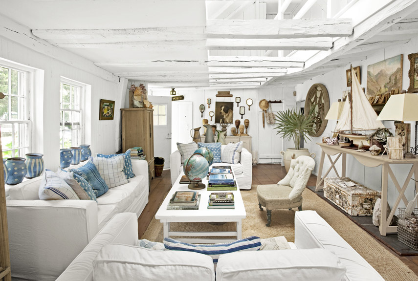Combining Some of the Nautical Decor Elements and Ship ...