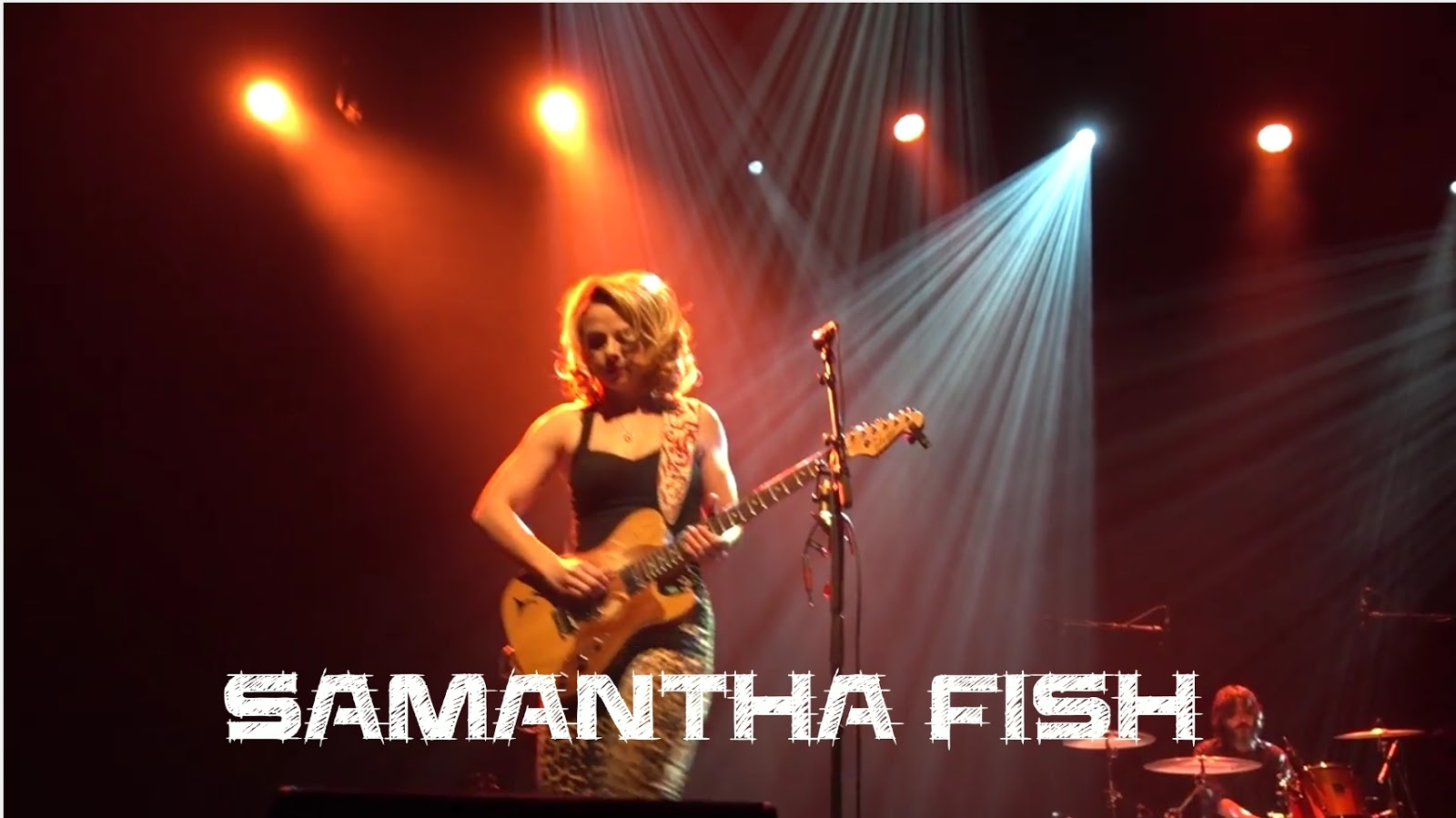 Samantha fish wild heart live l arcadium annecy france for Samantha fish chills and fever