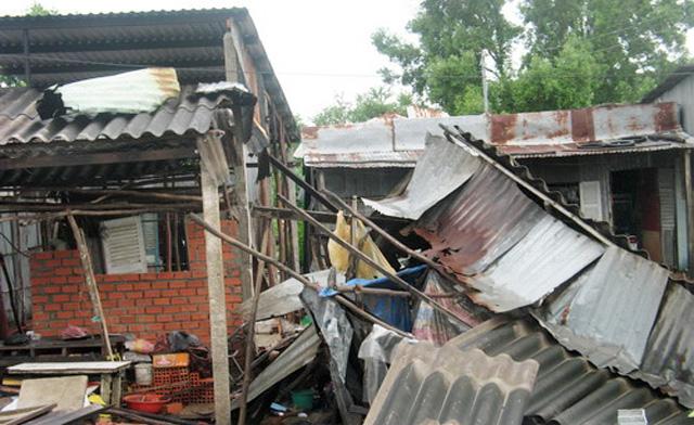 ضحايا اعصار فيتنام الأخير قبل قمة الأوبك