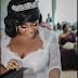 Adorable photo of Toolz signing her marriage certificate