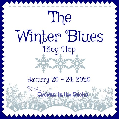 The Winter Blues Blog Hop