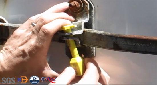khóa niêm phong cối 7mm