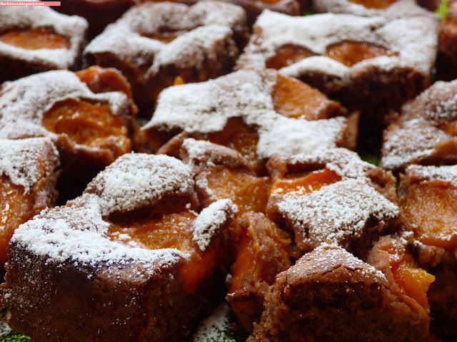 fischiscooking, marillenkuchen, schokolade, wachau