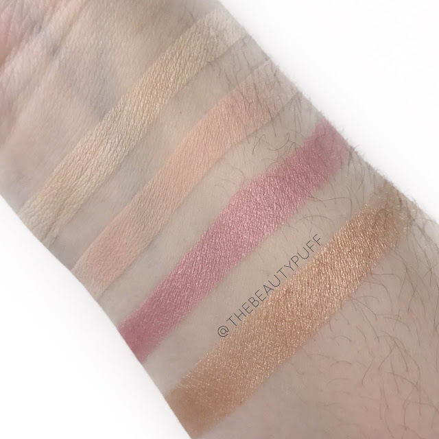 Ittse Swatches  |  Lusterhood