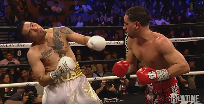 THROWBACK: Danny Garcia's BRUTAL Knockout Of Brandon Rios (VIDEO)