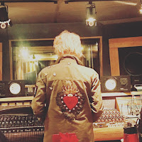 Cyndi Lauper Threshold Recording Studios NYC