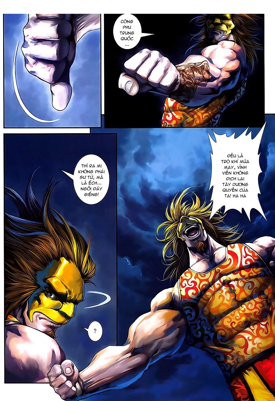 Quyền Đạo chapter 9 trang 14