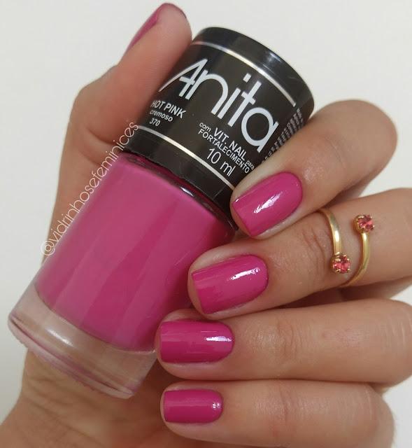 Hot Pink - Anita