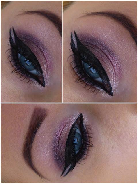 Makeup Revolution + Podwójna kreska