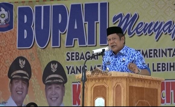Kaswadi Menilai MOU Kapolri, Kejaksaan Agung dan Mentri Dalam Negeri Tidak Diterapkan di Soppeng