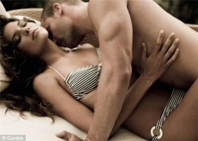Lệch pha tình dục... trên giường 5