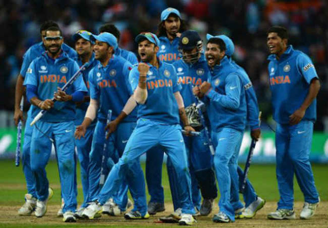 indian crricket team