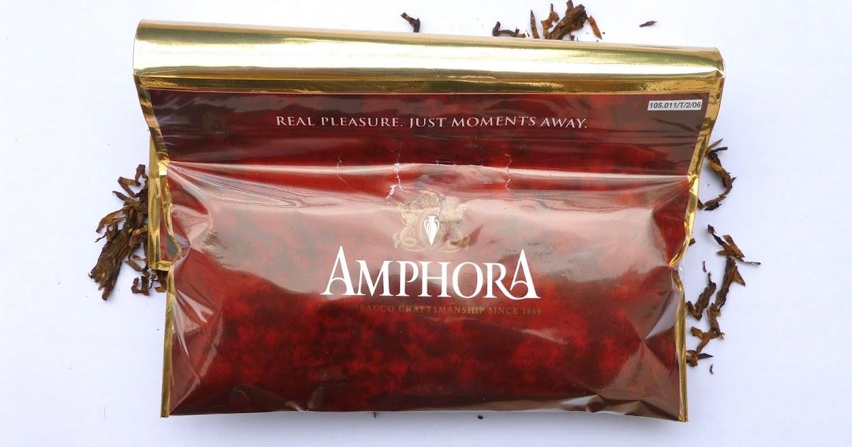 pipe gazette pour les fumeurs de pipe l 39 amphora full aroma un grand populaire. Black Bedroom Furniture Sets. Home Design Ideas