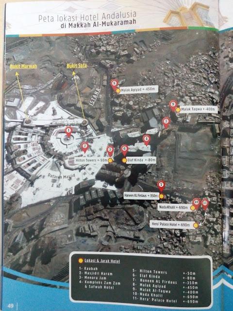 Tanah Suci Kota Mekah