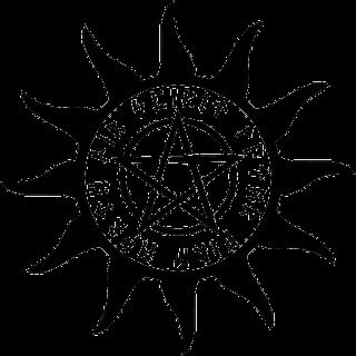 A pentacle