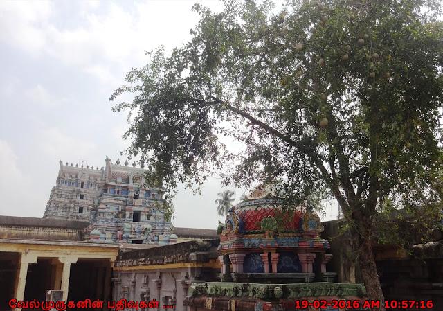 Papanasam Palaivananathar Temple