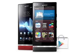 Harga Sony Xperia P LT22i