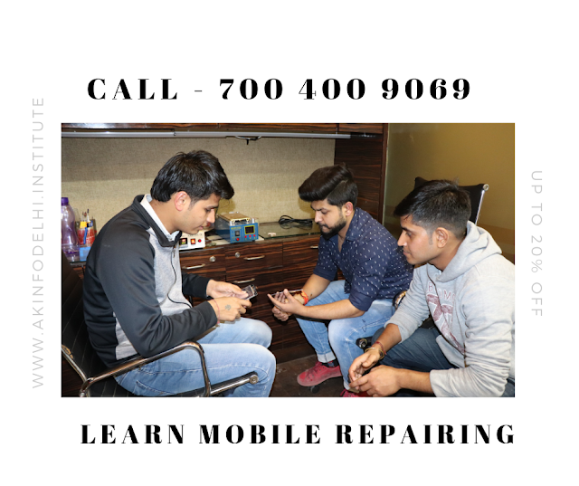 mobile repairing course in ranchi