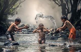 Puisi Alam Tentang Sungai Cabean Karya Muhammad Lutfi Pati