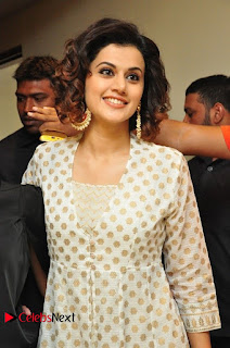 Actress Taapsee Pannu Pictures at Pink Press Meet  0007