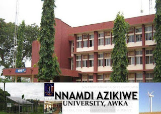 Nnamdi Azikwe University Postpones Post-UTME Screening Exercise (Read Details)
