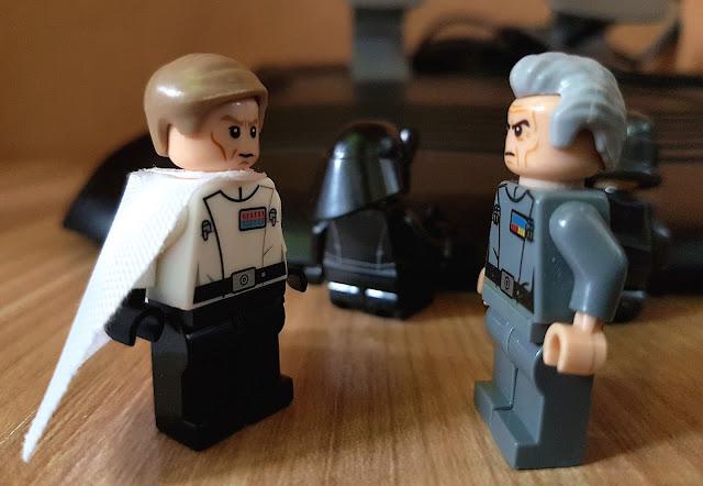 Grand Moff Tarkin and Orson Krennic, Star Wars