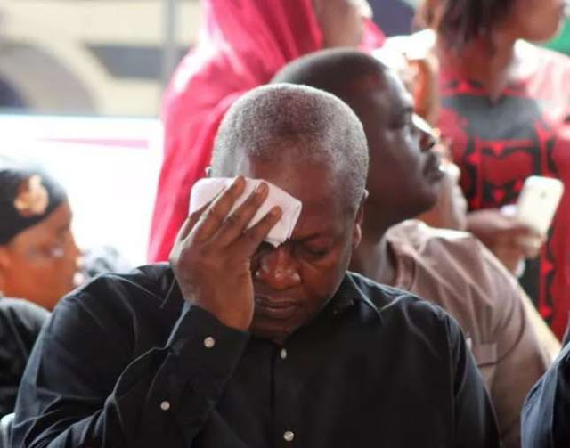 I Still Don't Know Why I Was Voted Out. Ghanaians Are Missing Me - John Mahama