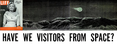 Have we Visitors From Space – Life Magazine 1952