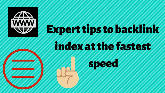 how to index backlinks easily