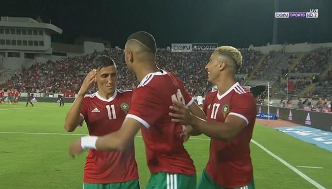 اهداف مباراة المغرب ومالاوى (3-0) تصفيات كاس الامم الافريقية