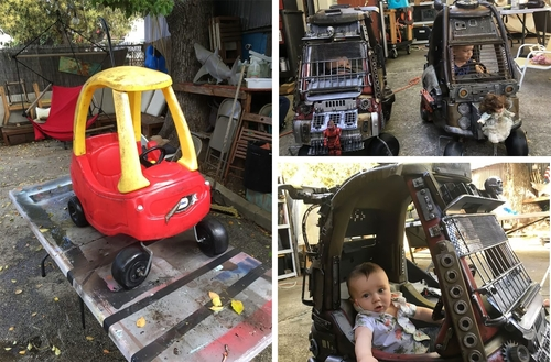 00-Ian-Pfaff-Little-Tikes-Cozy-Coupe-Infused-with-Mad-Max-www-designstack-co