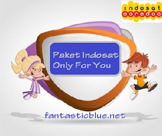 Paket murah Indosat Ooredoo Only For You