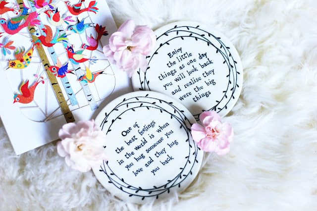Coasters Fair Trade Gifts Best UK Lifestyle Blogger