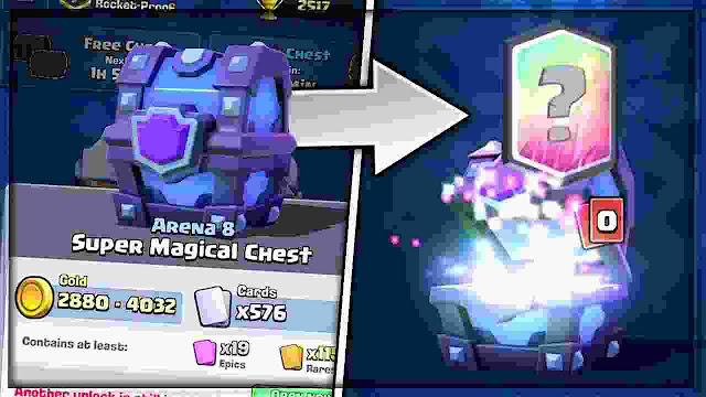cara mendapatkan legendary card Clash Royale